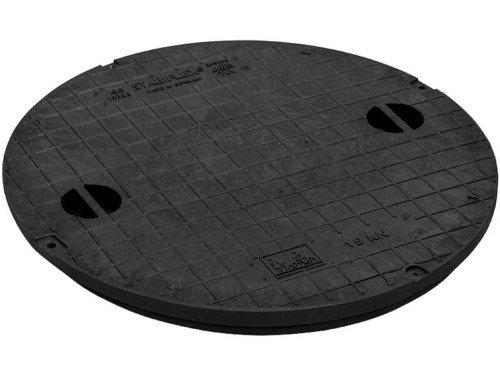 Stabiflex Schachtabdeckung Kunststoff SOLO 648-15kN