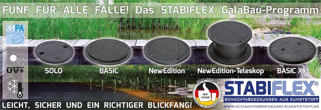 Das neue STABIFLEX GaLaBau-Programm