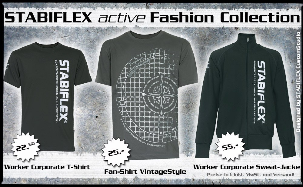 STABIFLEX präsentiert: Die neue active Fashion Collection